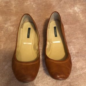 Forever 21 Brown leather flats